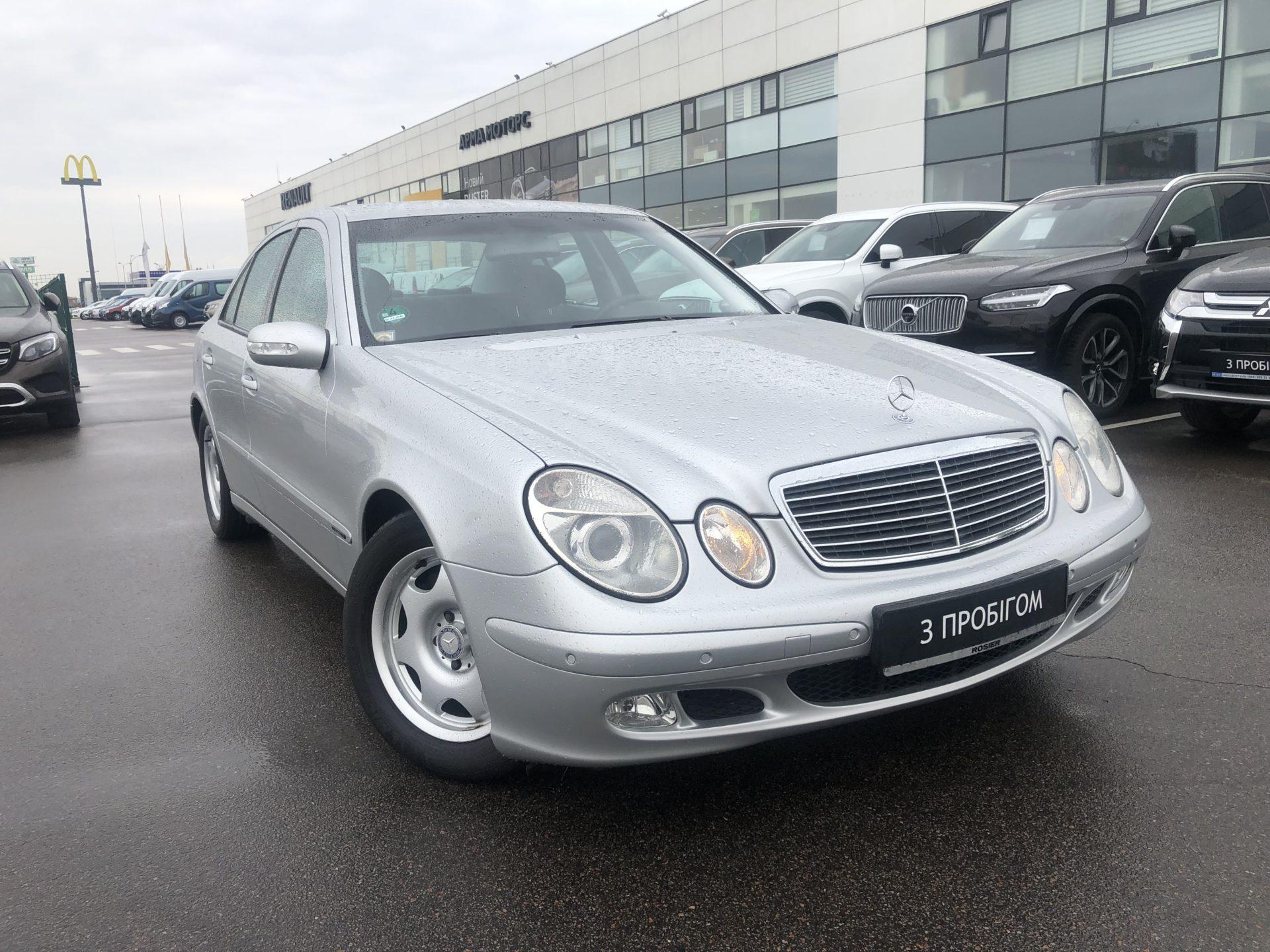 Mercedes-Benz E270 фото 1