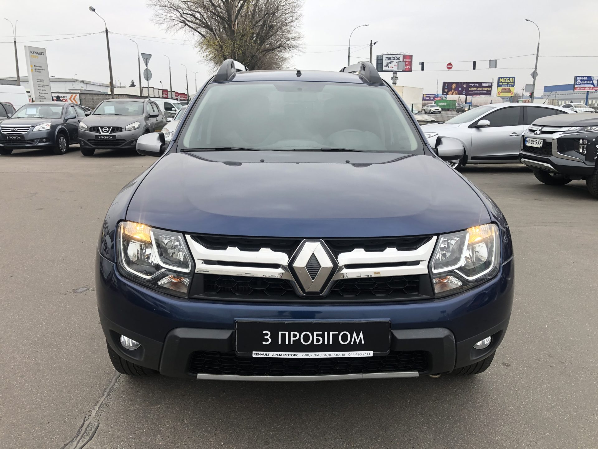 Renault Duster фото 2